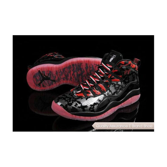 Nike Air Jordan 10 Retro Doernbecher Sneakers