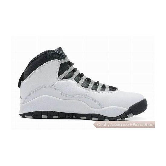 Nike Air Jordan 10 Steel Sneakers