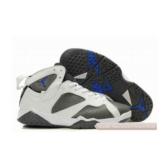 Nike Air Jordan 7 White/Flint Grey Sneakers