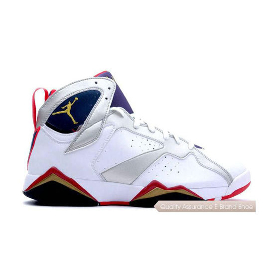 Nike Air Jordan 7 (VII) Retro Olympic Sneakers