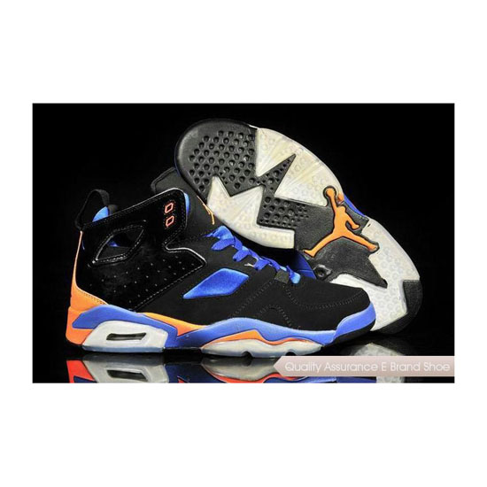 Nike Jordan Fight Club 91 Bright Citrus/Deep Royal Blue Sneakers