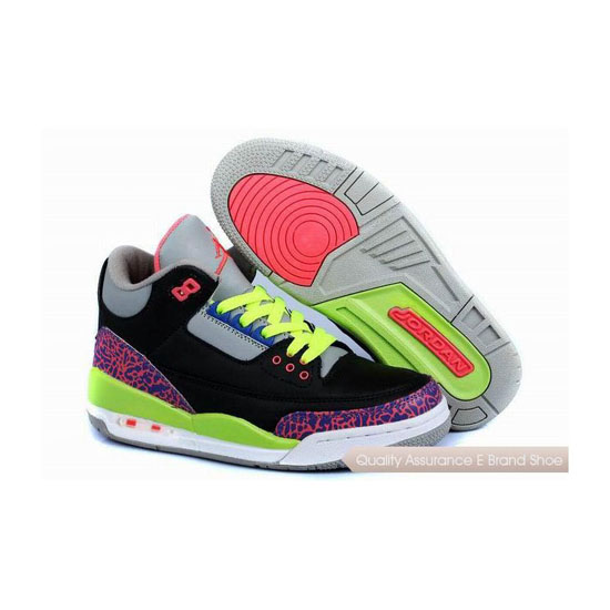 Nike Kids Air Jordan 3 Alternate Joker Sneakers