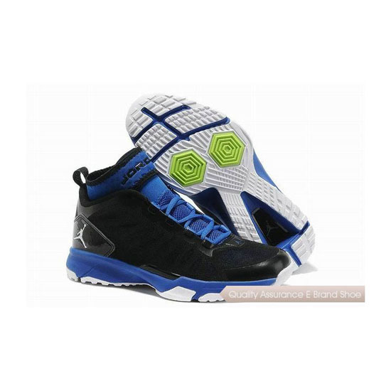 Nike Jordan Trunner Dominate Pro Black-White/Deep Royal Sneakers