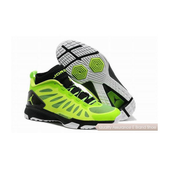 Nike Jordan Trunner Dominate Pro Electric Green/Black-White Sneakers