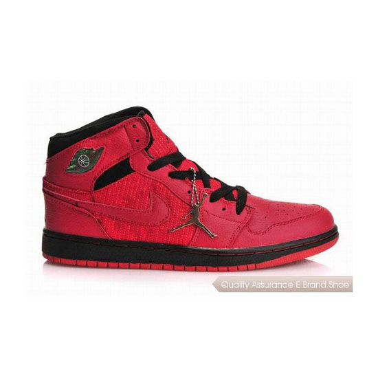 Nike Air Jordan 1 Retro '97 Gym Red/Black Sneakers