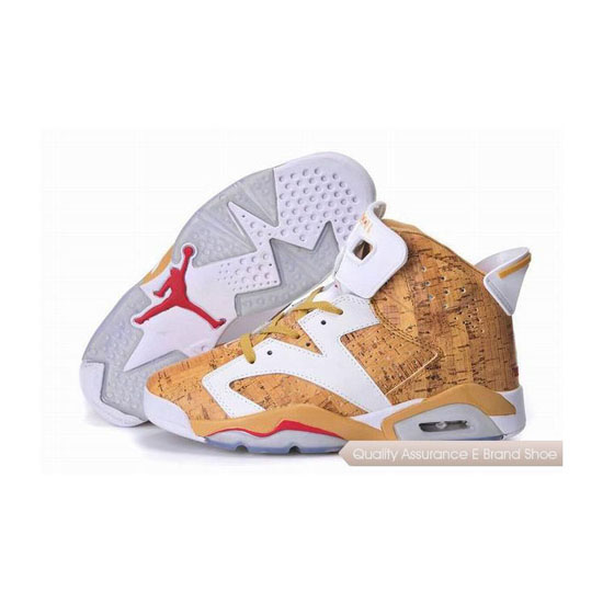 Nike Air Jordan 6 1st Ring Sneakers