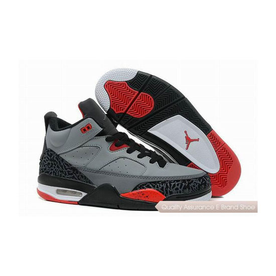 Nike Jordan Son of Mars Low Cement Grey Sneakers