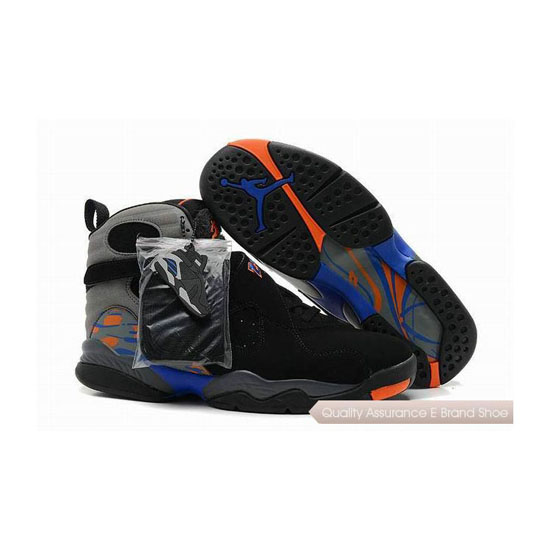 Nike Air Jordan 8 Retro Phoenix Suns Sneakers