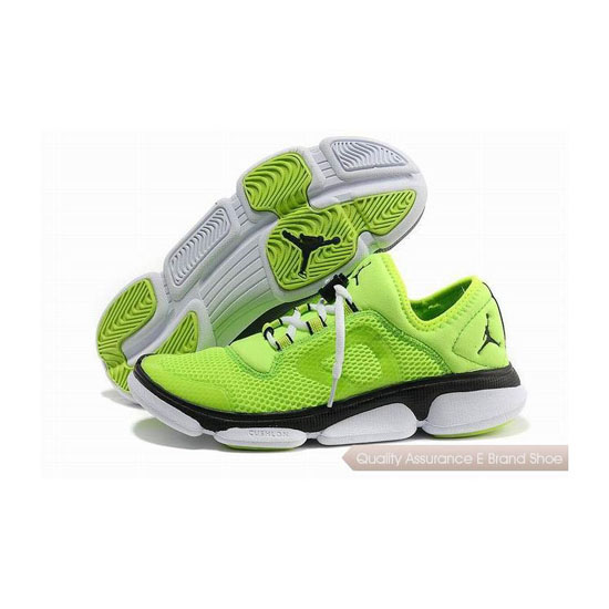 Nike Jordan RCVR 2 Electric Green/Black-White Sneakers