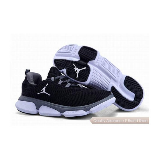 Nike Jordan RCVR Black/White Sneakers