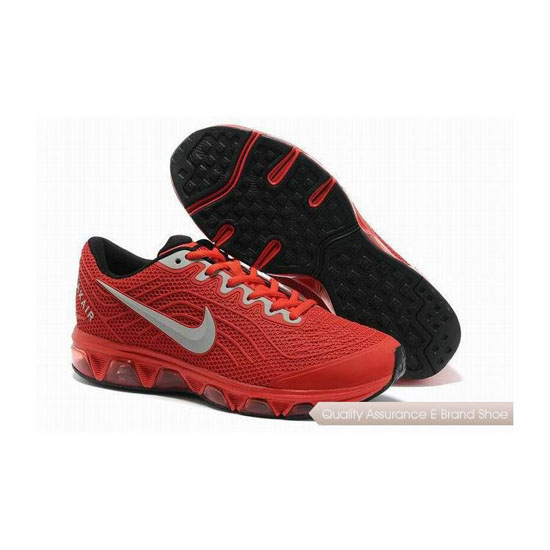 Nike Air Max Tailwind 6 Mens Red White Sneakers