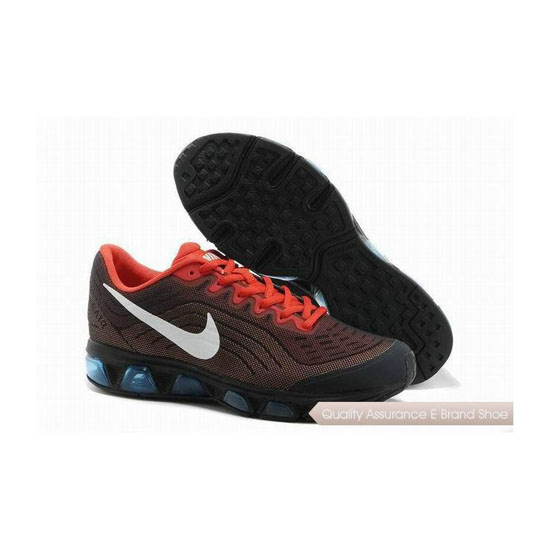Nike Air Max Tailwind 6 Mens Brown Orange Sneakers