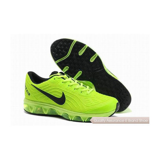 Nike Air Max Tailwind 6 Mens Green Black Sneakers