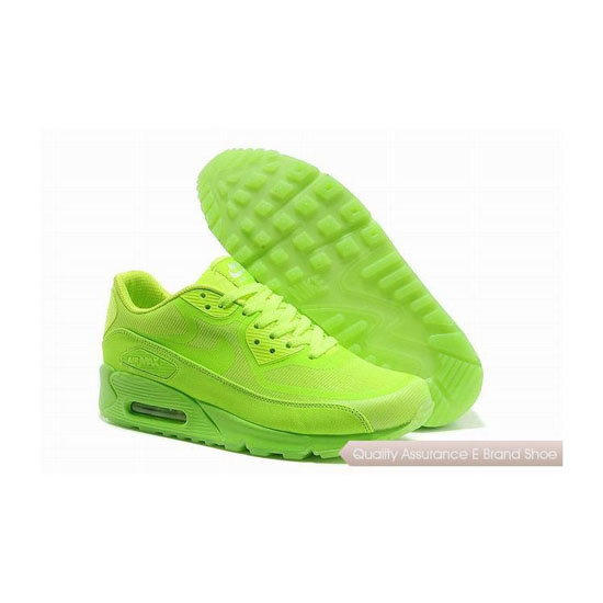 Nike Air Max 90 PREM TAPE Unisex All Green Sneakers