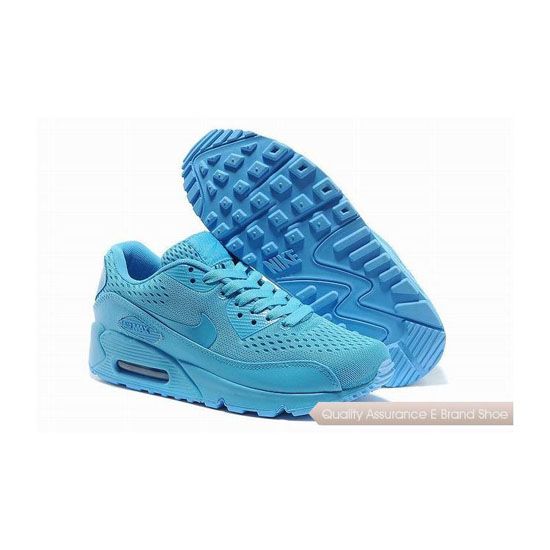 Nike Air Max 90 EM Unisex All Blue Sneakers