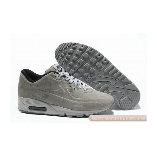 Nike Air Max 90 VT Unisex Gray White Sneakers