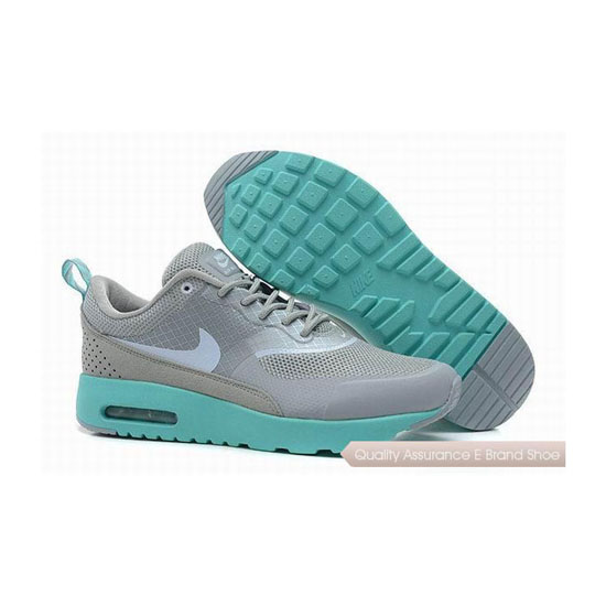 Nike Air Max 1 HYP PRM Unisex Gray Green Sneakers