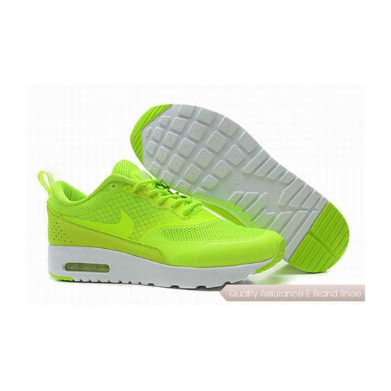 Nike Air Max 1 HYP PRM Unisex Green White Sneakers