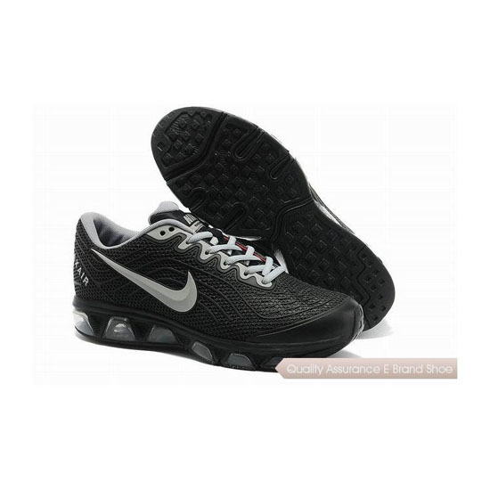 Nike Air Max Tailwind 6 Mens Black Gray Sneakers