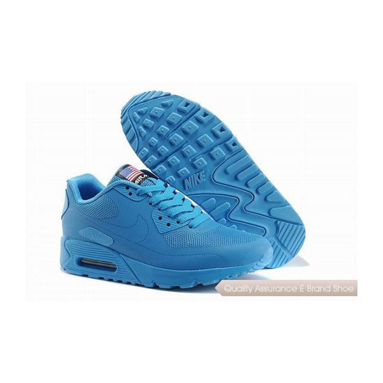 Nike Air Max 90 HYP QS Unisex All Blue Sneakers
