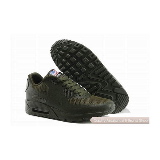 Nike Air Max 90 HYP QS Unisex All Brown Sneakers