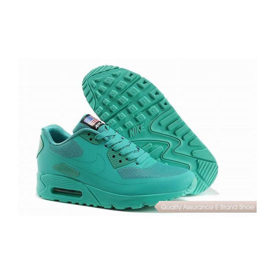 Nike Air Max 90 HYP QS Unisex All Green Sneakers