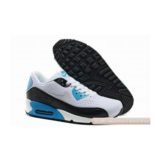 Nike Air Max 90 PRM EM Unisex Blue And White Sneakers