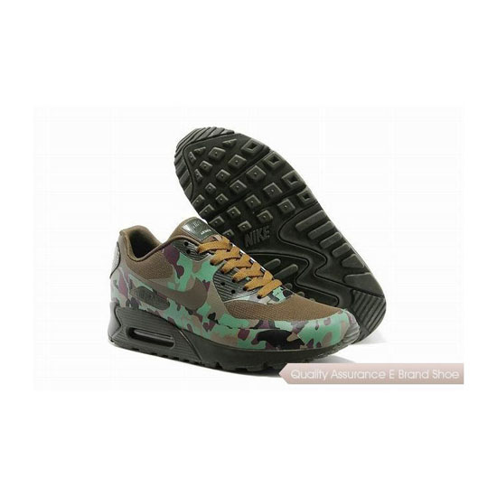 Nike Air Max 90 HYP SP Mens Camouflage Hiking Shoes