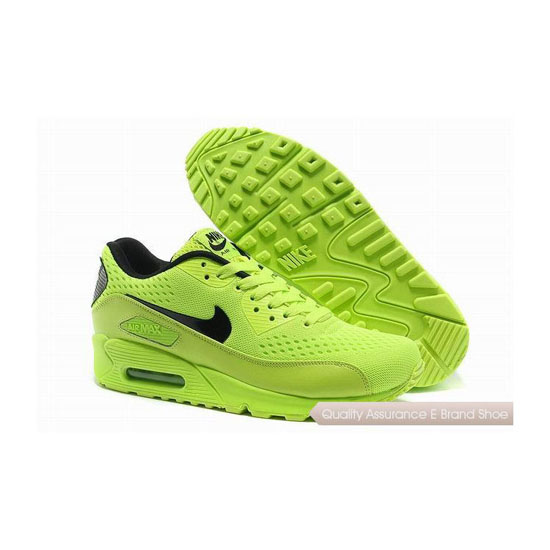 Nike Air Max 90 PRM EM Unisex Green And Black Sneakers