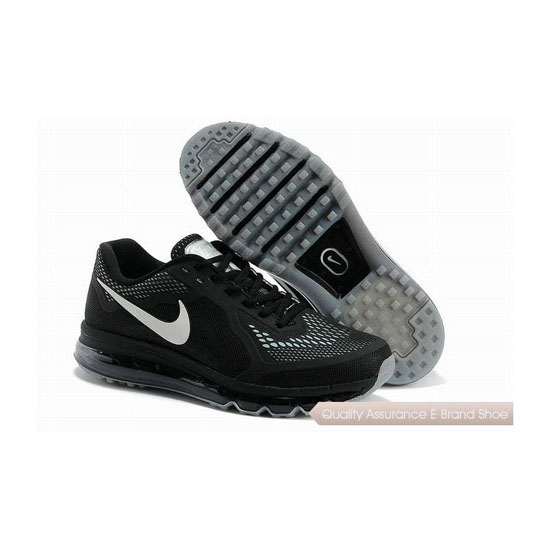 Nike Air Max 2014 KPU Mens All Black Sneakers