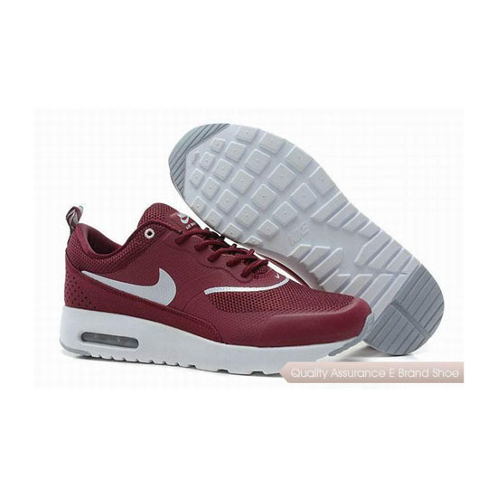 Nike Air Max 1 HYP PRM Unisex Red White Sneakers