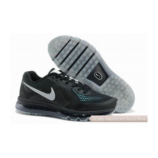 Nike Air Max 2014 Unisex All Black Sneakers