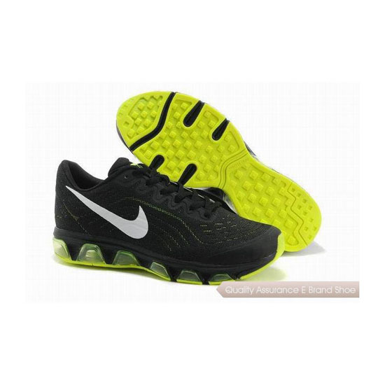 Nike Air Max Tailwind 6 Mens Black White Sneakers