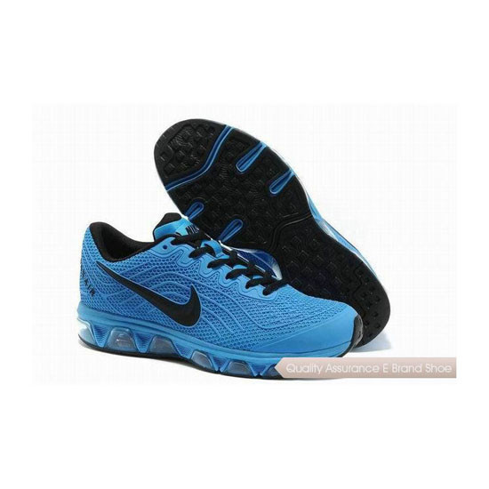 Nike Air Max Tailwind 6 Mens Blue Black Sneakers