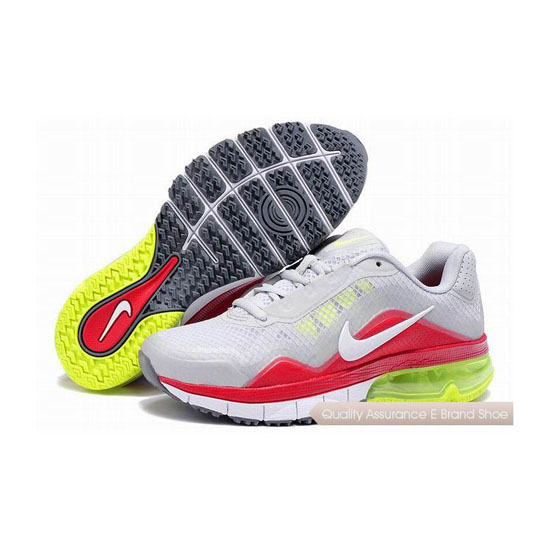 Nike Air Max 2013 TR 180 Womens White Red Sneakers