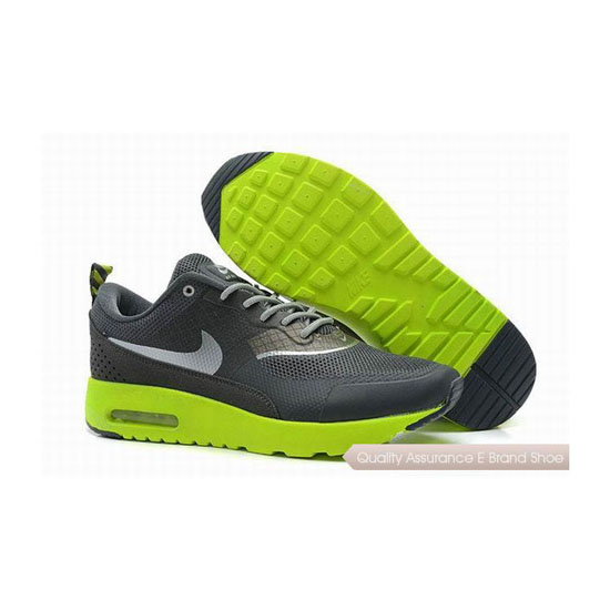 Nike Air Max 1 HYP PRM Unisex Black Green Sneakers