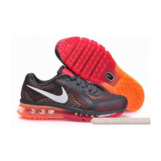 Nike Air Max 2014 Mens Pink Black Sneakers