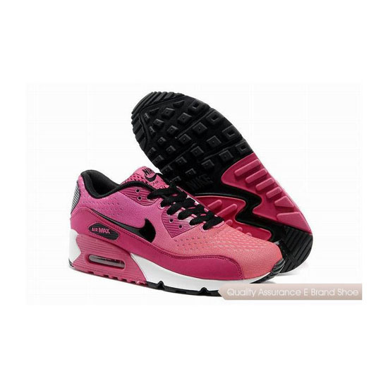 Nike Air Max 90 PRM EM Womens Blakc And Pink Sneakers