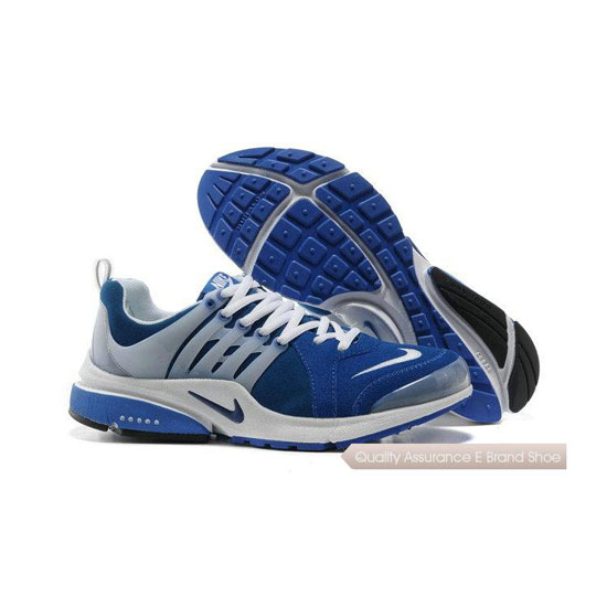 Nike Air Presto Anti Fur Mens Sneakers Royal Blue White