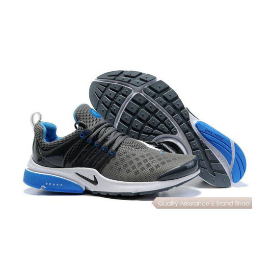Nike Air Presto 2 Womens Carving Charcoal Grey Blue