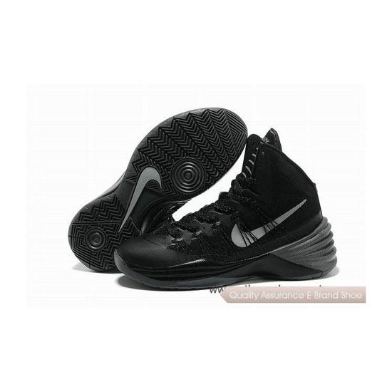Nike Hyperdunk 2013 XDR Black/Grey Basketball Shoes