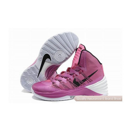 Nike Hyperdunk 2013 XDR Purple/White Basketball Shoes