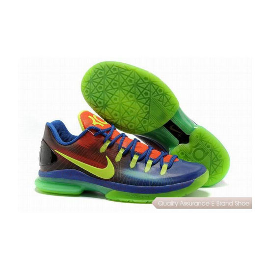 Nike KD V EYBL Basketball Shoes