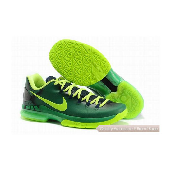 Nike KD V Low Oregon Ducks Basketball Shoes