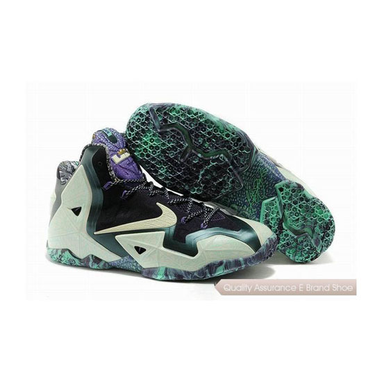 Nike LeBron 11 Gator King Basketball Shoes