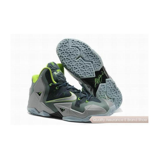 Nike Lebron 11 GS Dunkman Basketball Shoes