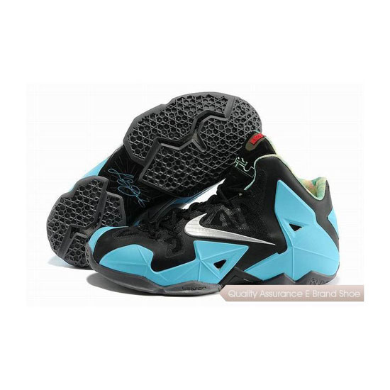 Nike LeBron 11 South Beach Basketball Shoes