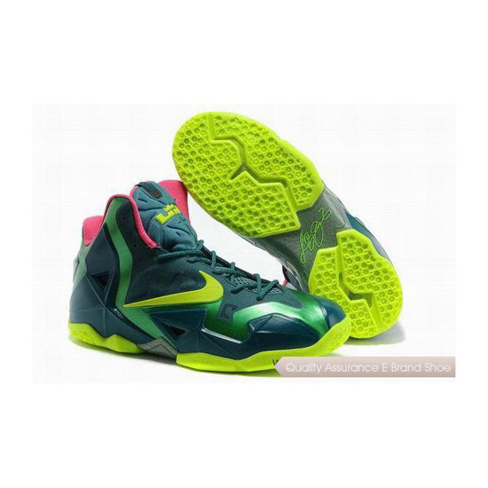 Nike Lebron 11 T Rex Basketball Shoes