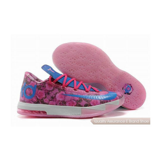 Nike Zoom KD VI Aunt Pearl Basketball Shoes