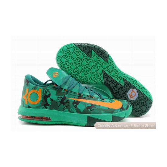 Nike Zoom KD VI Easter Basketball Shoes